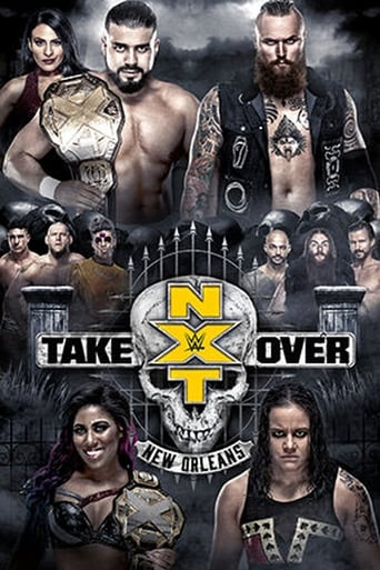 Poster of NXT Takeover: New Orleans