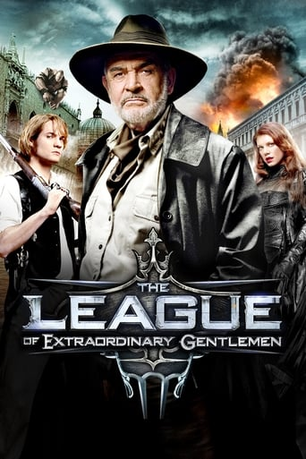 Poster of The League of Extraordinary Gentlemen