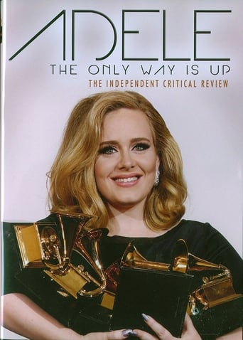 Poster of Adele The Only Way Is Up