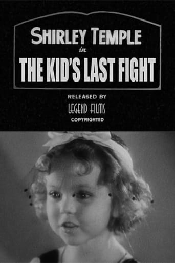 Poster of The Kid's Last Fight