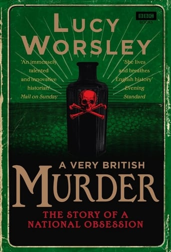 Poster of A Very British Murder with Lucy Worsley