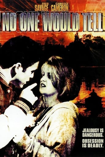 Poster of No One Would Tell fragman