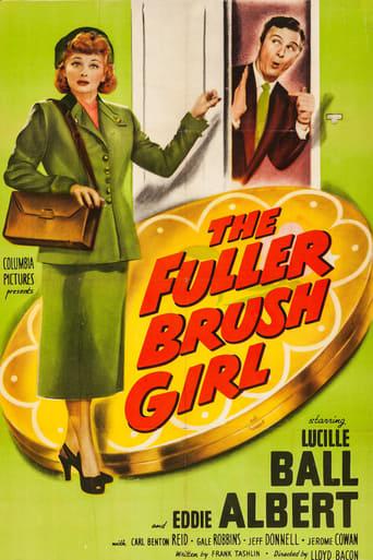 The Fuller Brush Girl Poster