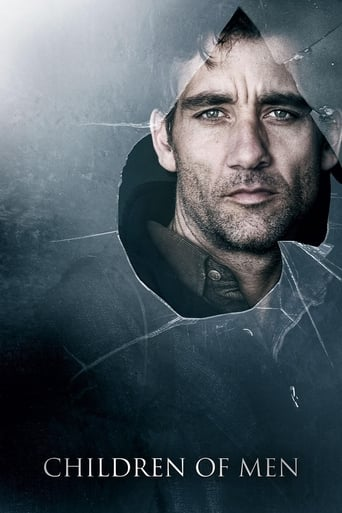 Poster of Children of Men