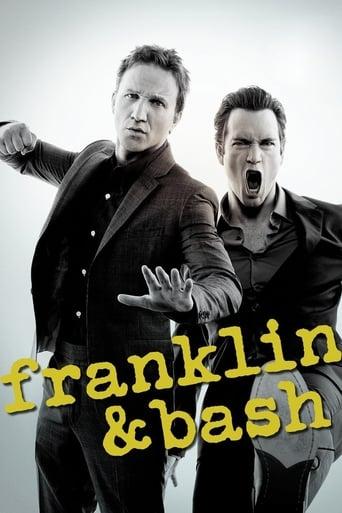 Poster of Франклин и Баш