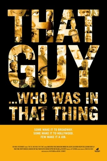 Poster of That Guy... Who Was in That Thing fragman