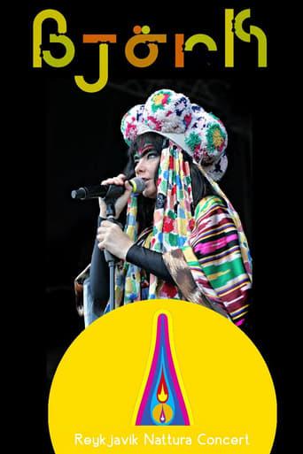 Poster of Náttúra Concert Featuring Björk and Sigur Rós
