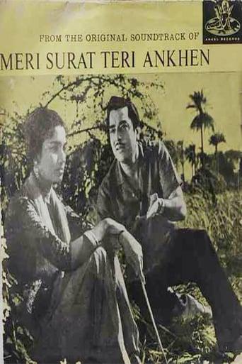Poster of Meri Surat Teri Ankhen