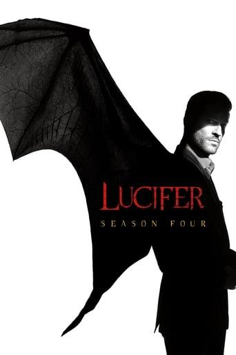 Lucifer 4ª Temporada - Poster