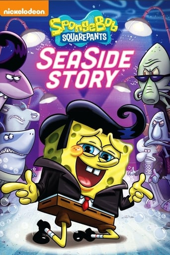 SpongeBob SquarePants: Sea Side Story Movie Poster