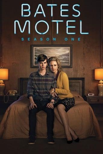 Beitsų viešbutis / Bates Motel (2013) 1 Sezonas
