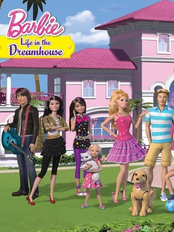 Poster of Barbie: Life in the Dreamhouse
