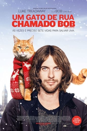 Poster of Um Gato de Rua Chamado Bob