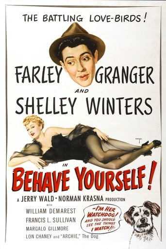 Poster of Behave Yourself!