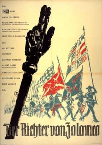 Poster of Der Richter von Zalamea