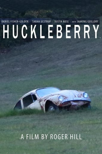 Poster of Huckleberry