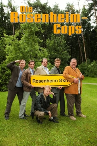 Poster of The Rosenheim Cops