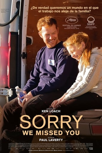 Poster of Sorry We Missed You