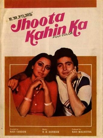 Poster of Jhoota Kahin Ka