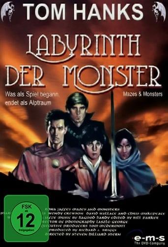 Labyrinth der Monster - Fantasy / 1982 / ab 12 Jahre