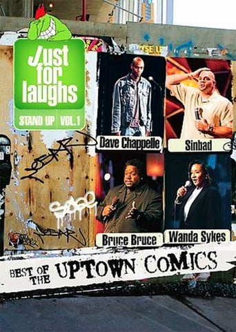 Poster of Just for Laughs Stand Up, Vol. 1: Best of the Uptown Comics
