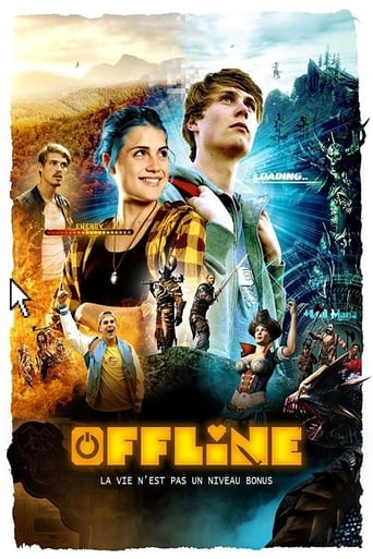 Poster of Offline - La vie n'est pas un niveau bonus