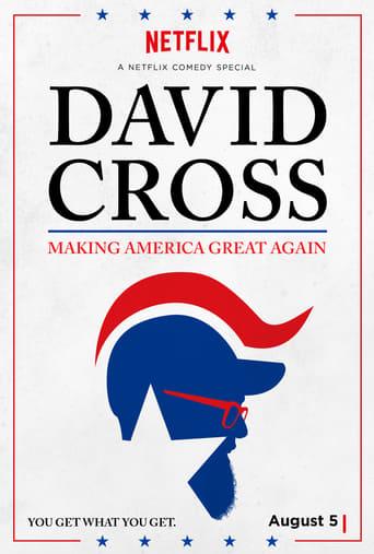 Poster of David Cross: Making America Great Again