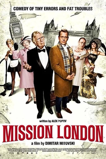 Poster of Mission London