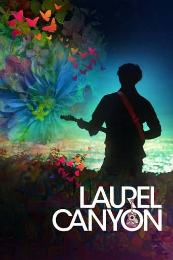 Poster of Laurel Canyon