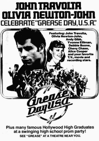 Poster of Grease Day USA