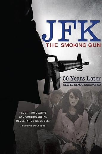 Poster of JFK: The Smoking Gun