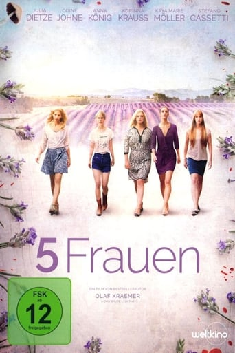 Filmplakat von 5 Frauen