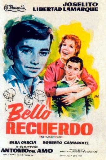 Poster of Bello recuerdo
