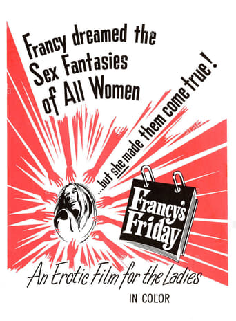 It's... Francy's Friday Movie Poster