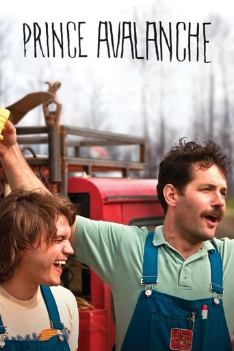 Poster of Prince Avalanche