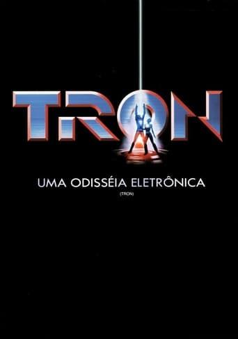 Tron: Uma Odisseia Eletrônica - Poster