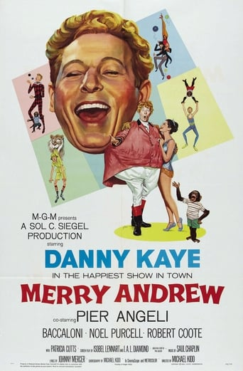Poster of Merry Andrew
