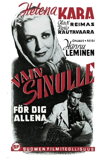 Vain sinulle Movie Poster