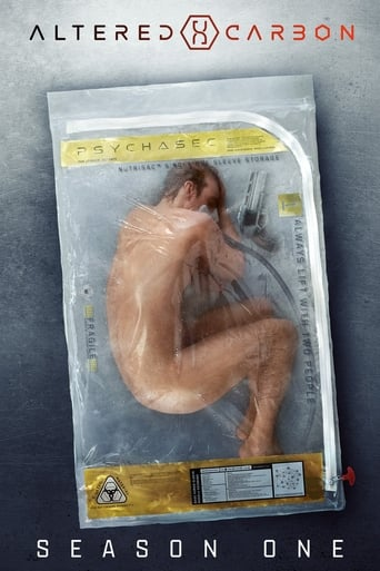 Modifikuota anglis / Altered Carbon (2018) 1 Sezonas