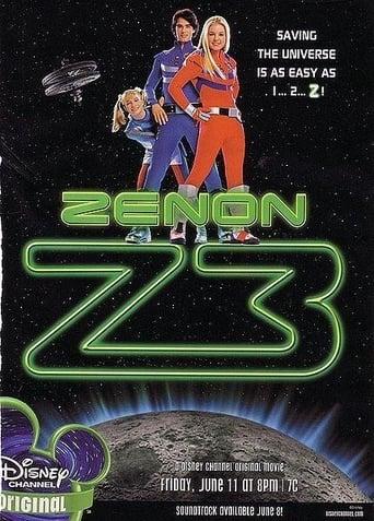 Poster of Zenon et la Déesse de la Lune