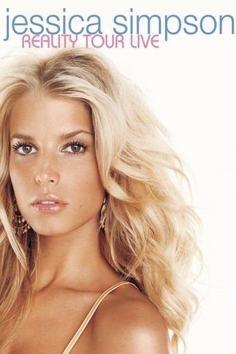 Poster of Jessica Simpson: Reality Tour Live