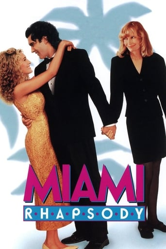 Poster of Miami Rhapsody
