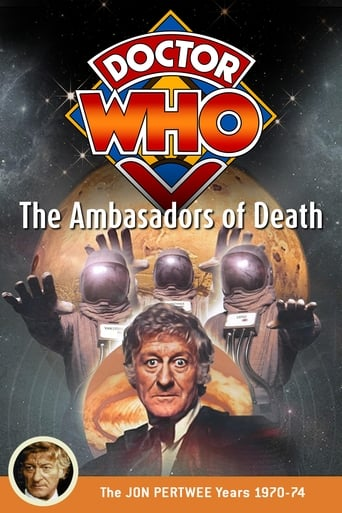Poster of Doctor Who: The Ambassadors of Death