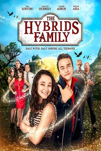 Poster of The Hybrids Family