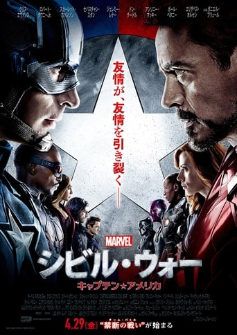 キャプテン・アメリカ/シビル・ウォー
