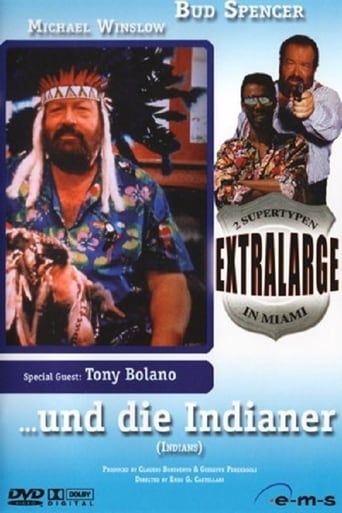 Poster of Extralarge: Indians