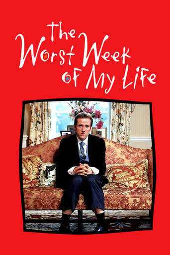 Poster of The Worst Week of My Life