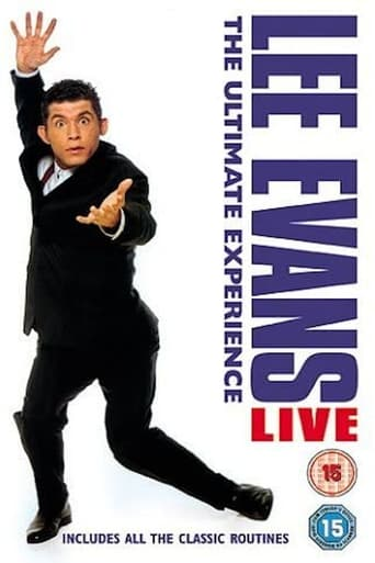 Lee Evans : The Ultimate Experience