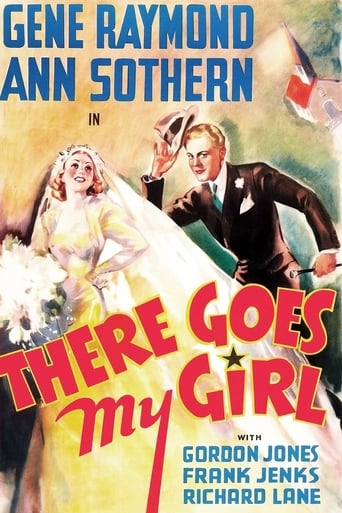 Poster of There Goes My Girl