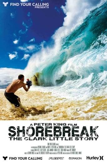 Poster of Shorebreak: The Clark Little Story
